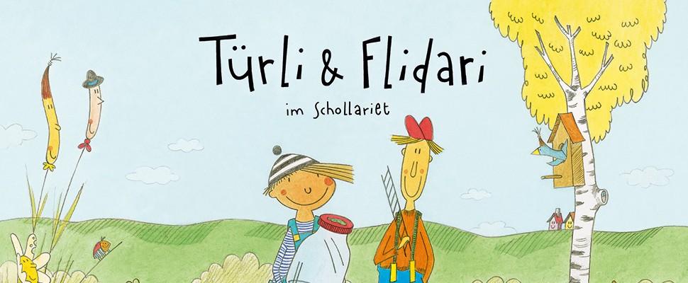 Türli & Flidari Band 1